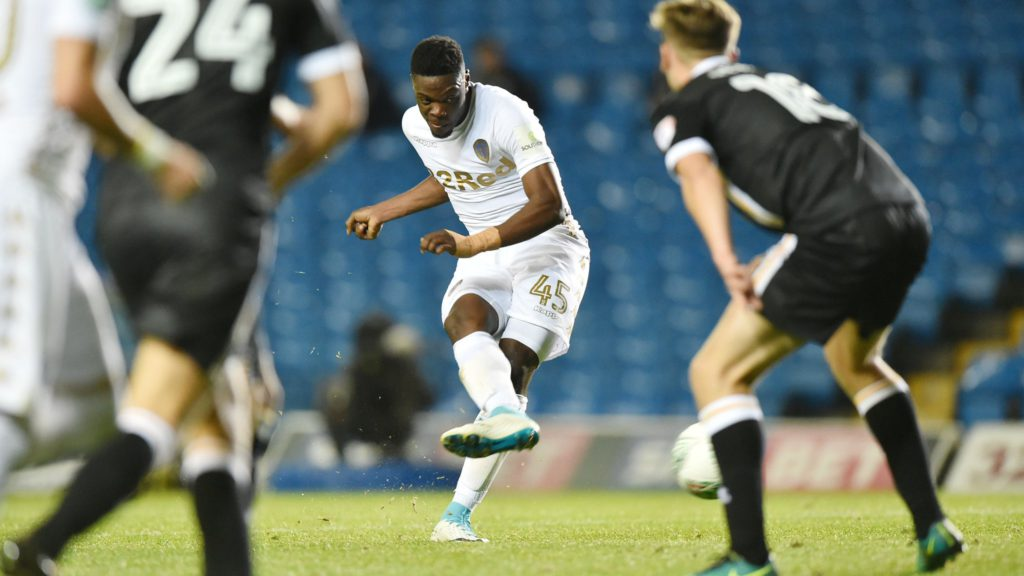 Ghanaian forward Caleb Ekuban suffers injury for Leeds United in win over Sunderland