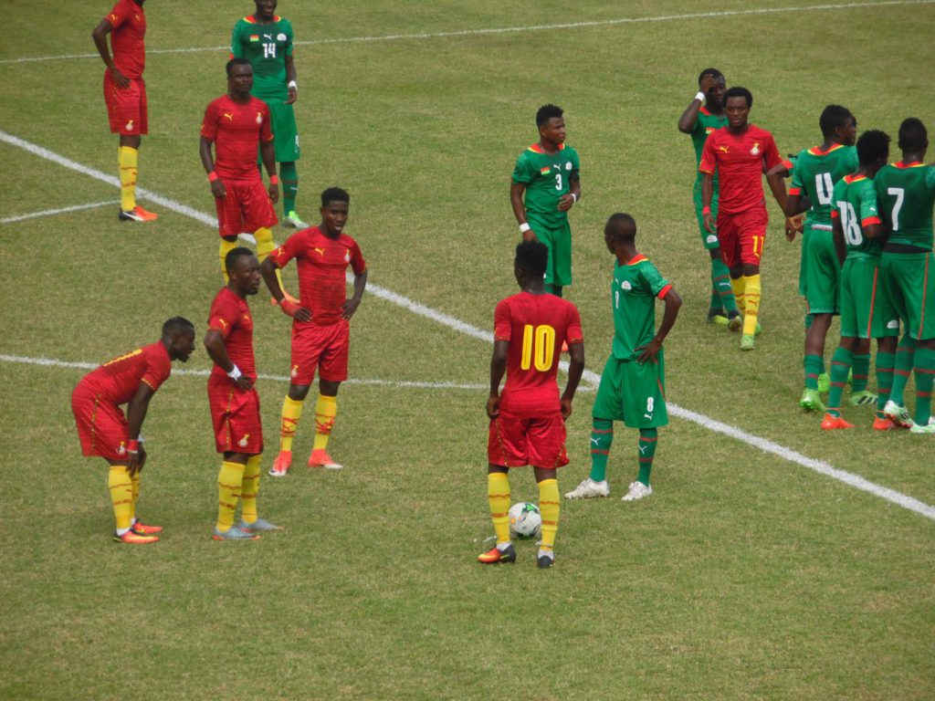 MATCH REPORT: Burkina Faso shock Ghana in Kumasi to qualify for 2018 Africa Nations Championship (CHAN)