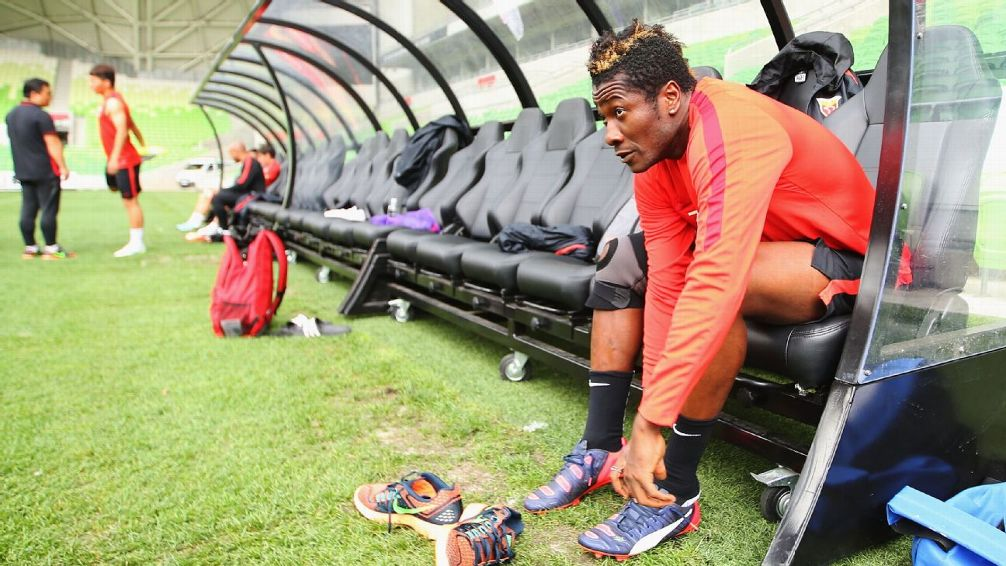 Asamoah Gyan faces BIG career test today in his Turkey league debut against giants Galatasaray