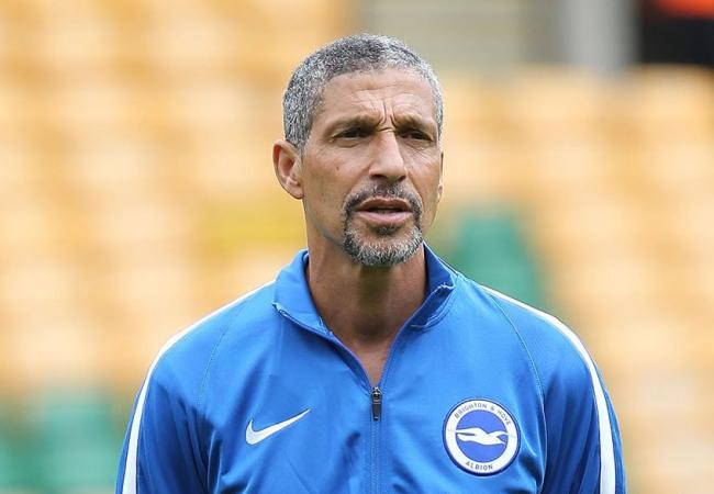 Ghanaian coach Chris Hughton in difficult Premier League start as Man City peg back Brighton