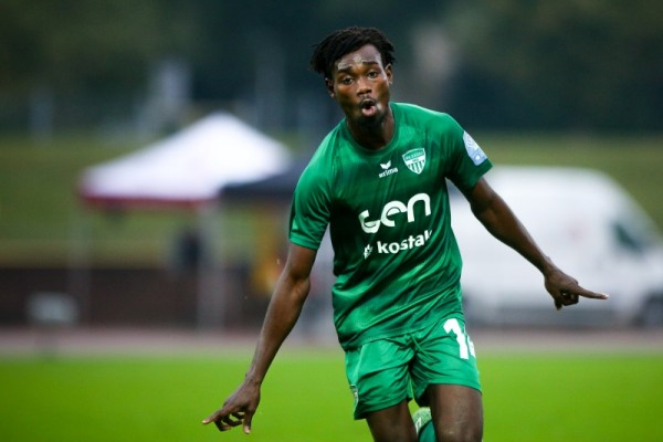 Ibrahim Arafat scores for NK Aluminij in draw with Ankaran Hrvatini