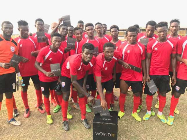 Ghanaian clubs cast vote for FIFPro World XI