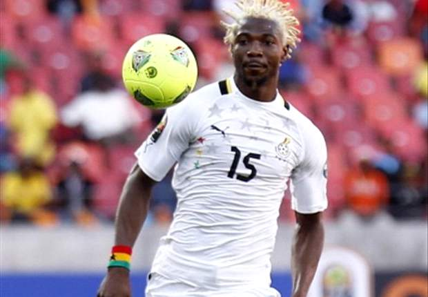 Fit-again Ghana defender Isaac Vorsah eyes Black Stars return after long absence