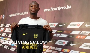 Joachm Adukor: Leaving OFI Crete to FK Sarajevo a step up for my career