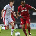 Jordan Ayew implores Swansea City to maintain momentum after first win ahead of Palace clash