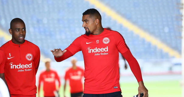 Kevin Prince-Boateng: A bit of a show must be