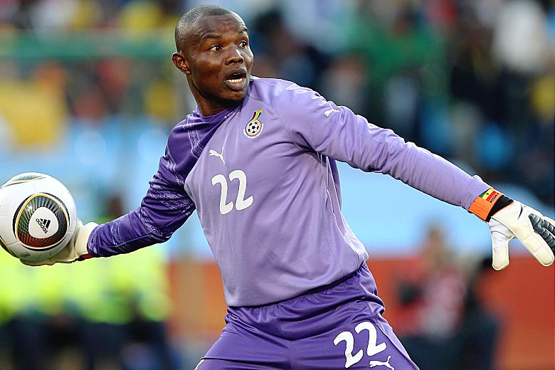Ex-Ghana goalkeeper Richard Kingson felt