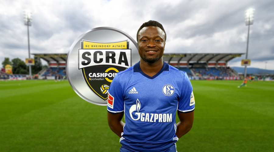 Schalke loan out Ghana's Bernard Tepketey to Austrian side Altach