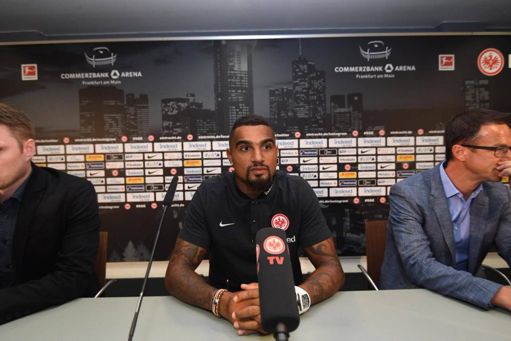 Video: Watch the TOP TEN goals ever scored by new Eintracht Frankfurt attacker Kevin-Prince Boateng