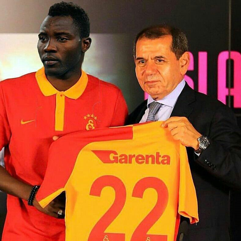 Former Galatasaray chief discloses how they came close to signing Kwadwo Asamoah