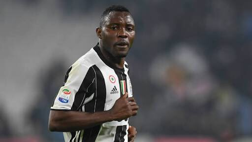 Ghana midfielder Kwadwo Asamoah benched in Juventus opening victory over Cagliari