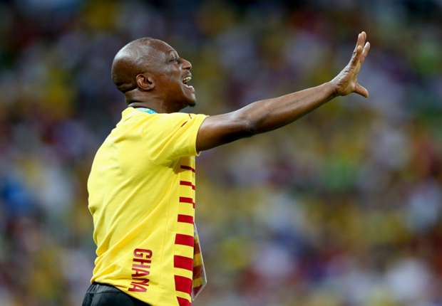 Ghana coach Kwesi Appiah fires 2018 World Cup qualifying warning to leaders Egypt