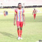 Leonard Tawiah expresses readiness to re-join Hearts of Oak