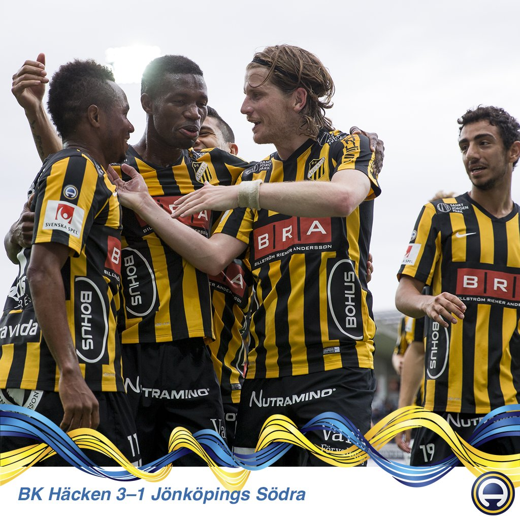 Ghana winger Nasiru Mohammed scores for Hacken in Swedish top-flight win over Jonkoping