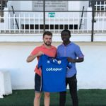 Ghanaian midfielder Prince Agyemang joins Spanish side Ontinyent CF
