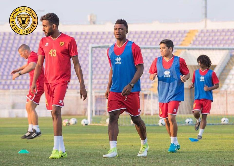 Rashid Sumaila excels in Al Qadsia pre-season friendly draw against Istanbul Youth
