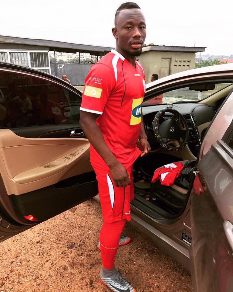 Kotoko handed massive boost as Saddick Adams makes injury return