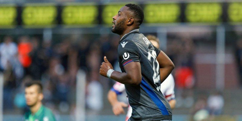 EXCLUSIVE: Ghanaian striker Said Ahmed demoted to Sporting Lokeren B side