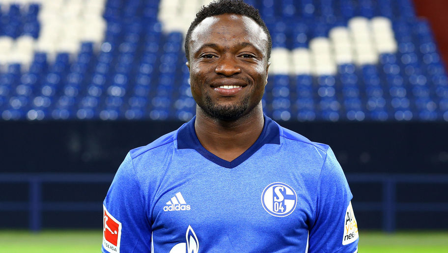 Bernard Tekpetey to spend the second half of the season at Schalke