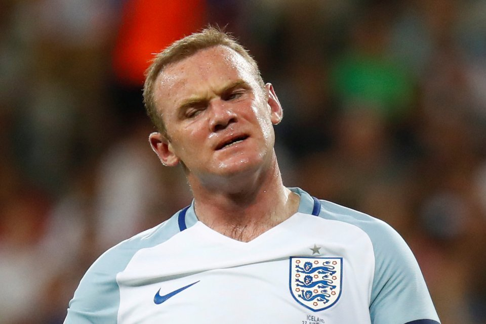 England's record goalscorer Wayne Rooney retires from international football