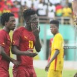 Playing for the national team comes with a lot of pressure, says Winful Cobbinah