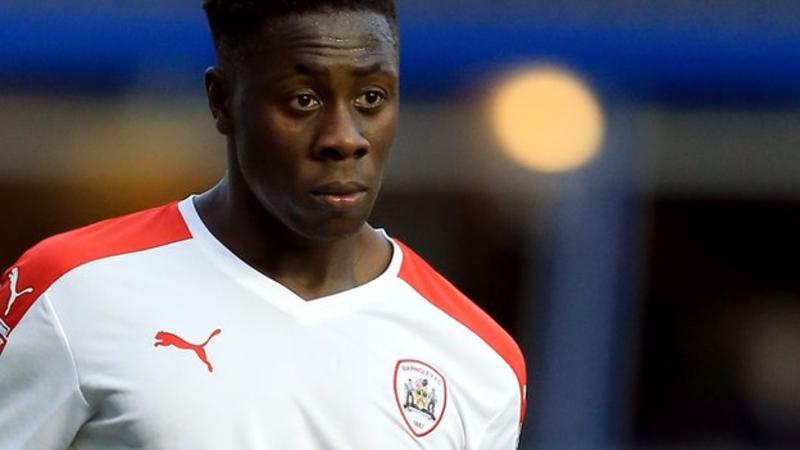 Barnsley defender Andy Yiadom's future to be known today amid Huddersfield interest