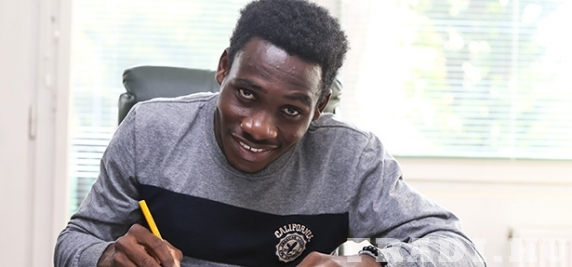 EXCLUSIVE: Hungarian side Ferencvaròs Budapest could face legal sanctions for altering Joseph Paintsil's contract