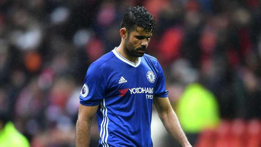 Chelsea Outcast Diego Costa Reportedly Set for Medical With Turkish Giants Ahead of Loan Move