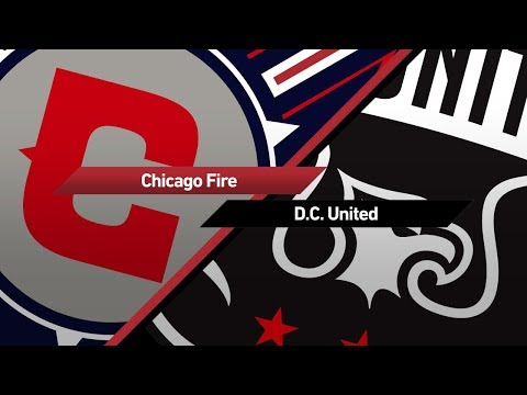 Highlights: Chicago Fire vs. D.C. United | September 16, 2017