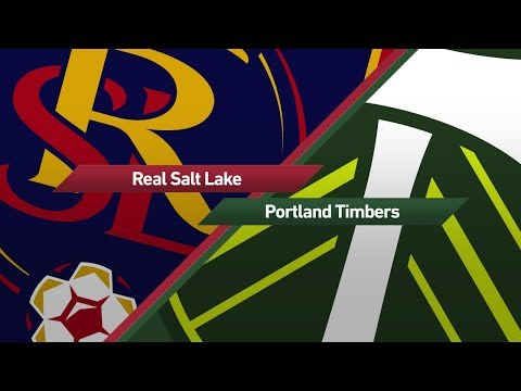 Highlights: Real Salt Lake vs. Portland Timbers | September 16, 2017