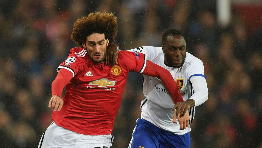 Marouane Fellaini Man Utd Future Up in the Air as Contract Talks Continue to Stall
