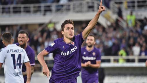 Federico Chiesa keeping it in the family as Enrico's son prepares for Juventus