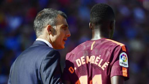Ousmane Dembele injury not caused by standard of Getafe pitch - president