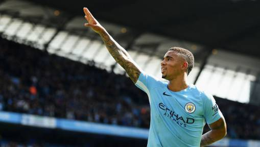 In-Form Man City Striker Revealed to Be Leading the Way in Impressive Statistic Chart