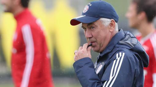 Ancelotti hails James influence for Bayern