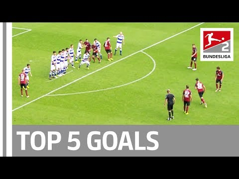 A Goal from a World Champion - Top 5 Goals on Matchday 6