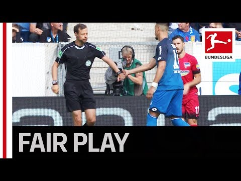 Wagner's Masterpiece: Fair Play Moment of the Matchday