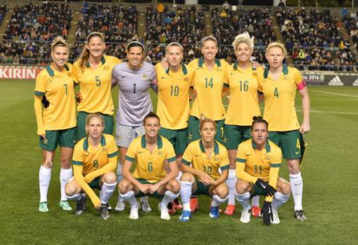 Matildas to play two matches against China PR in Victoria this November