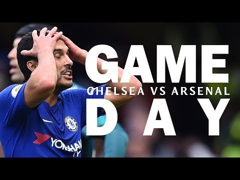 Battle At The Bridge,Chelsea vs Arsenal An Exclusive London Derby Day Film  | Game Day