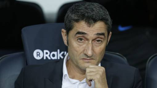 Ernesto Valverde Claims Win Over 'Brave' Eibar Was More Difficult Than 6-1 Scoreline Suggests