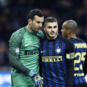 INTER MILAN stars ICARDI and HANDANOVIC about to agree new deals