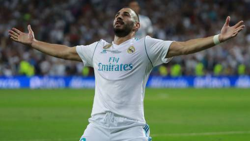 Karim Benzema Officially Extends Real Madrid Contract to Summer of 2021