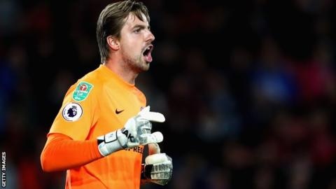Brighton sign Krul on one-year contract