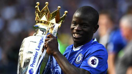 Kante in the spotlight, whether he likes it or not