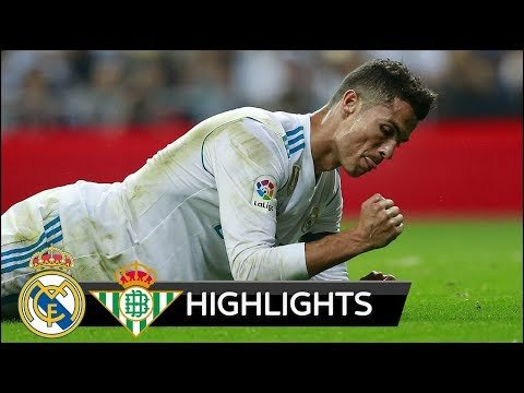Real Madrid vs Real Betis 0-1 - Extended Match Highlights - La Liga 20/09/2017 HD