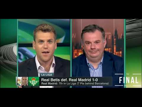 Real Madrid 0 Real Betis 1 - Post Match Reaction