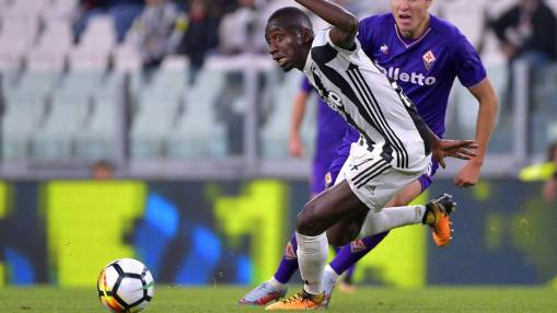 Blaise Matuidi, Juan Cuadrado lead from the midfield for Juventus