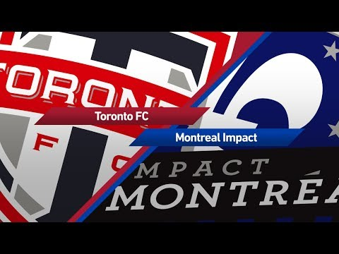 Highlights: Toronto FC vs. Montreal Impact | September 20, 2017