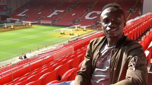 EXCLUSIVE: Sadio Mane speaks to ESPN