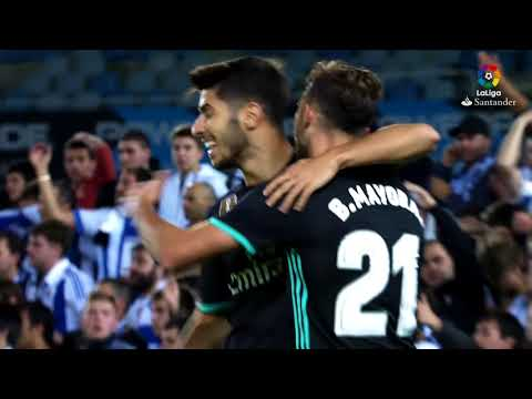 Extended Highlights: Real Sociedad vs Real Madrid (1-3)